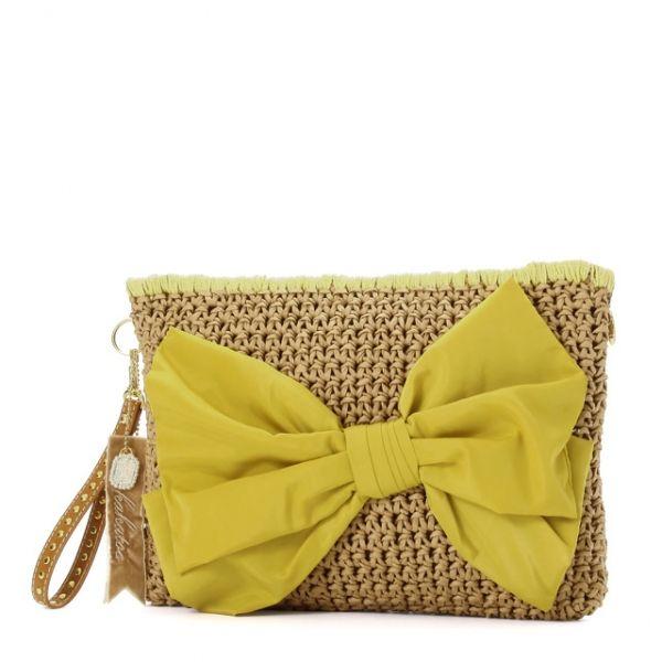 kakatoo crochet clutch bag  ༺✿ƬⱤღ http://www.pinterest.com/teretegui/✿༻