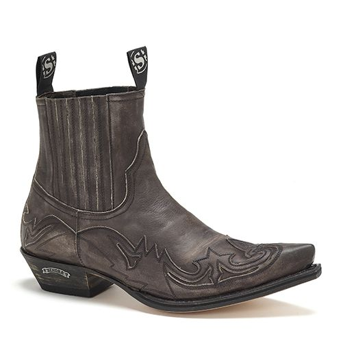 Sendra Western Ankle Boot