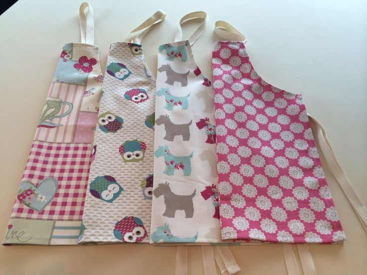 Kiddies aprons! For all those wanna be mummies. In stock and can be made bespoke....£8