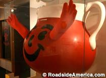 Interesting list of unusual attractions in Nebraska, including the Kool-Aid Museum in Hastings