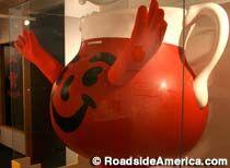 Interesting list of unusual attractions in Nebraska, including the Kool-Aid Museum in Hastings