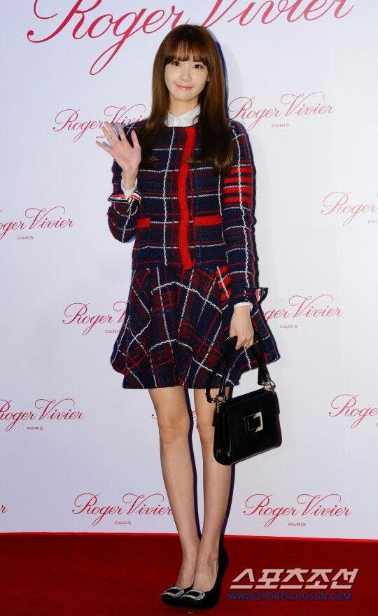 Yoona at Roger vivier fashion event