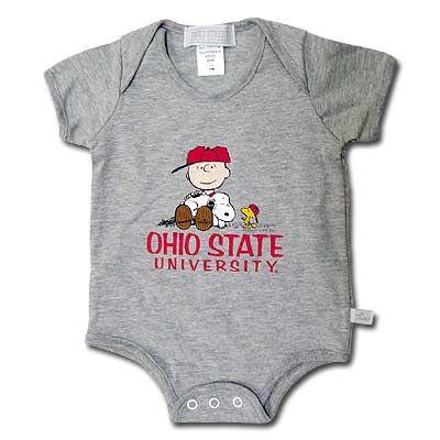 Item D1-85:  Infant Charlie Brown Onesie