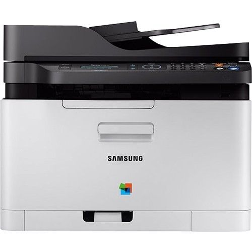 Samsung - Xpress C480FW Wireless Color All-In-One Laser Printer