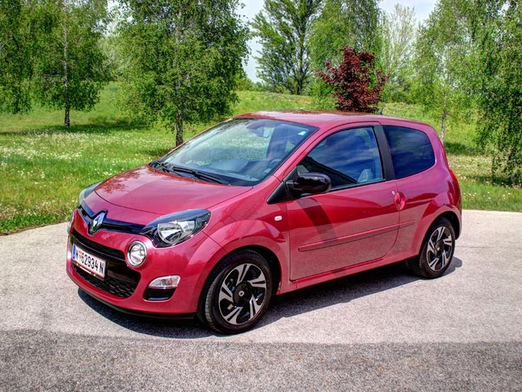 Renault twingo 1 2 16v test