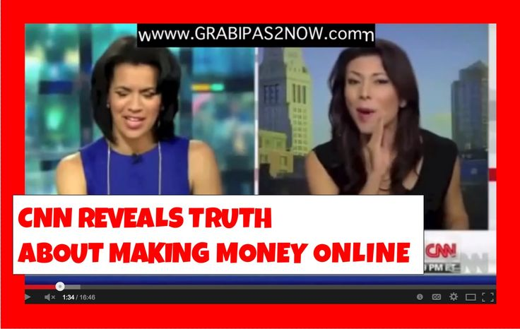 How To Make Money Online as SEEN on CNN NEWS -  [MONEY SEGMENT] - $5,000...