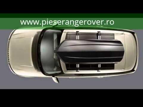 Accesorii exterior Noul Range Rover