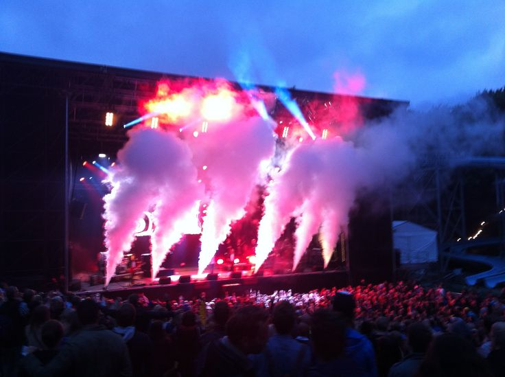 concert, karpe diem, norwegian band, fire, audience, frognerparken, festival, norwegian wood