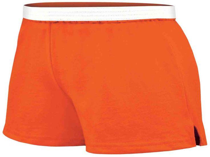 Orange Cheer Shorts