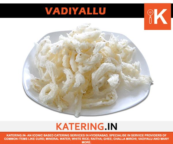 This tasty and crispy item is one of the many side dishes that #Katering provides. Visit our website now to know more about packages.