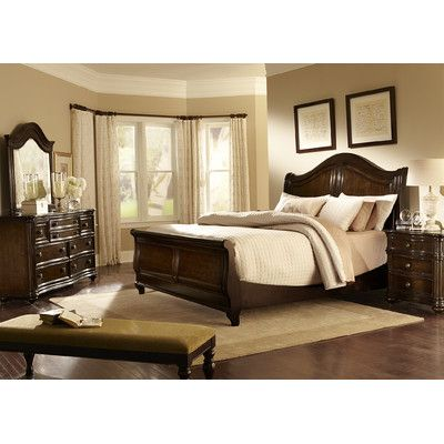 kingston plantation sleigh bedroom collection bedroom setsmaster