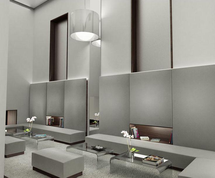Hotel Hopes, Madrid. Infoarquitecturas 3D para Elvira Blanco Montenegro - Interior Design