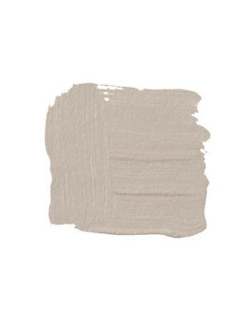 "Smokey Taupe BENJAMIN MOORE SMOKEY TAUPE 983: ""This is the color of a beautiful Belgian linen. Very classic. Not too light and not too dark, but with enough depth to look great on a wall. I would do it with white moldings and bleached maple floors. Natural materials like limestone and granite look great against it. So does artwork. Bring in black lacquer, white upholstery, and red for an accent. Or try lilac and aqua. It would be gorgeous with peony pink or java brown on antique French…"