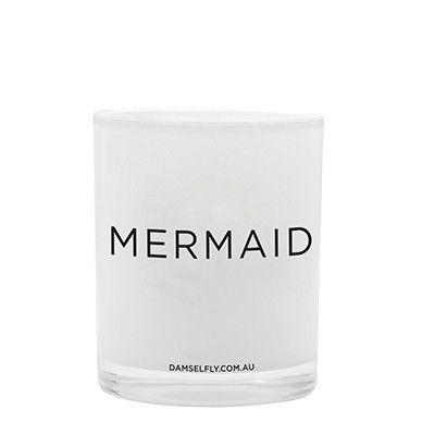 Mermaid - LRG Candle from DAMSELFLY