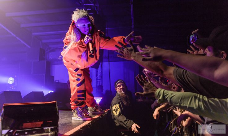 DIE ANTWOORD (Live at Track 29 in Chattanooga, TN) —  Amy Kenyon Photography