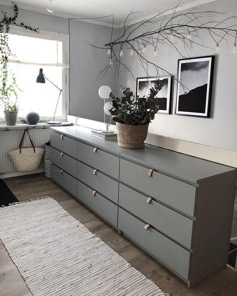 Ikea 'Malm' hack @lapptussan