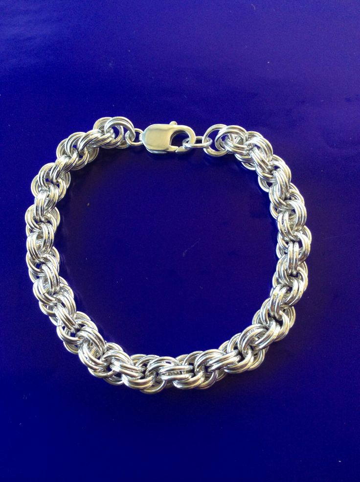 I love this rope chain.  Great for men or women.  Made by Jenny Wadsworth