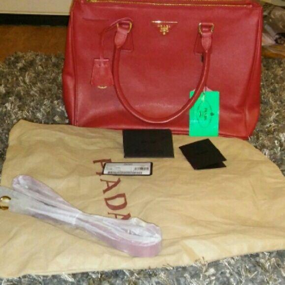 prada fringe purse - New/Never Used Prada BagNWT