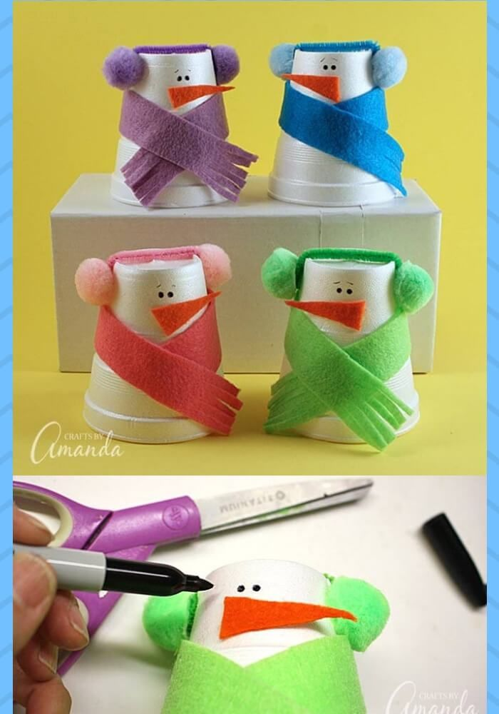 27 Fun Christmas Craft Ideas For Preschoolers 2020