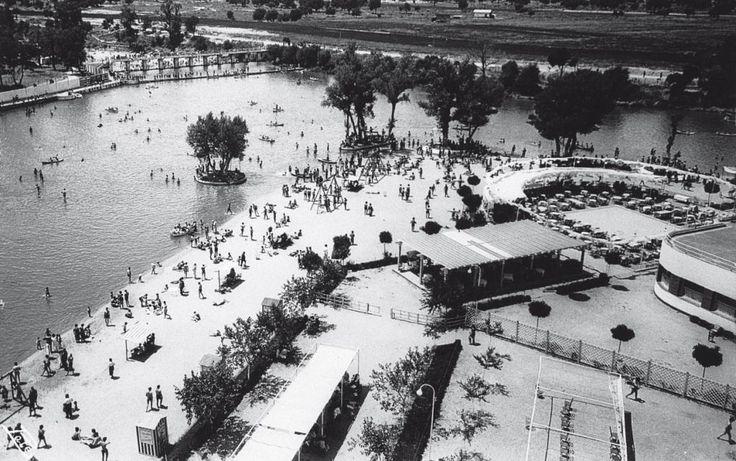 Fotos antiguas: Madrid sí tuvo playa | Secretos de Madrid