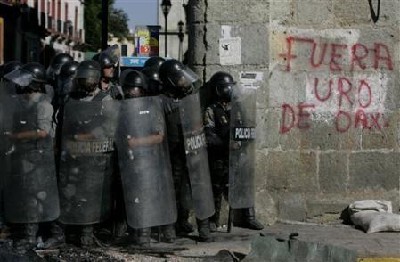 Informe especial publicado por la Comisión Nacional de Derechos Humanos de México sobre los hechos ocurridos durante las protestas de la APPO y la CNTE del 2 de junio de 2006 al 31 de enero de 2007. Descargar documento: Informe…Leer más ›