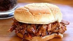 This easy 3-Ingredient Pulled Pork can be thrown together in a slow cooker without much effort and without heating up your house!