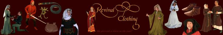 Revival Clothing is a provider of high quality, historically accurate clothing and accessories and offers excellent customer service