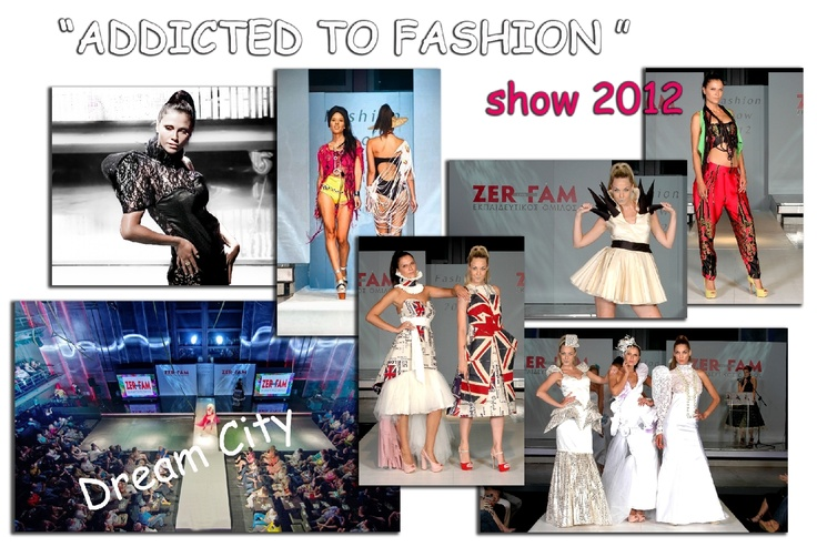 "ZER-FAM FASHION SHOW 2012 ""ADDICTED to FASHION"" 4/7 @ Dream City Live Stage"