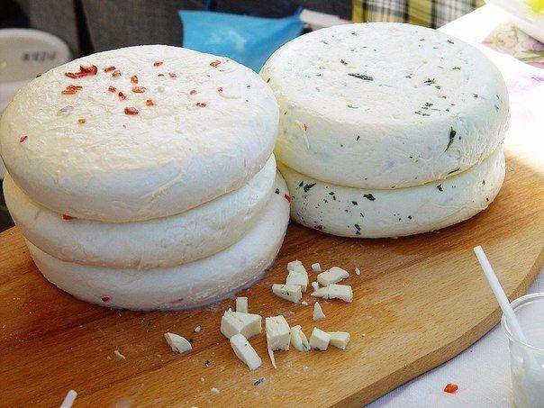 Картинки по запросу домашний сыр из кефира