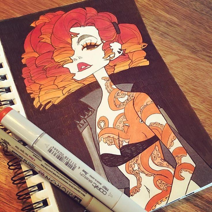 Emily Warren Art, after a short break, I've decided to keep going...