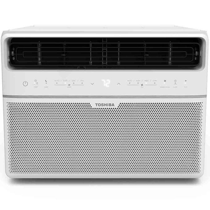 Toshiba 10000 BTU 115Volt Smart WiFi Window Air