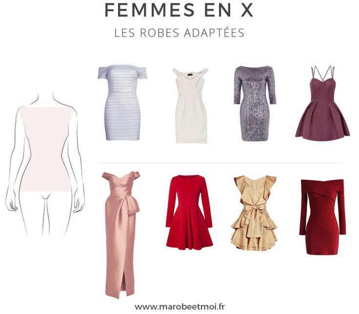 Vous voulez savoir quelle robe porter pour une morphologie en X ? Nous vous donnons toutes les astuces pour trouver la robe qui vous met en valeur !