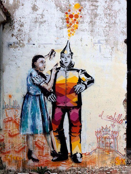 17 best images about a livre arte das ruas on pinterest for Audrey hepburn mural los angeles
