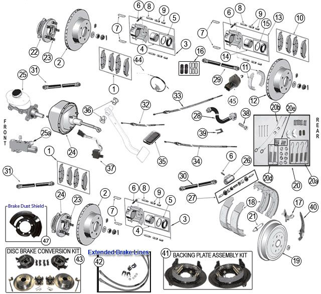 2000 Jeep Cherokee Parts Diagram