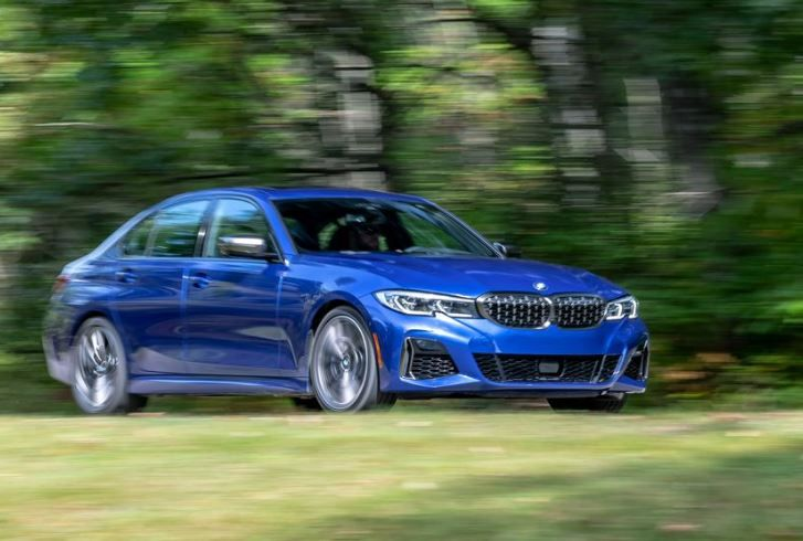 2020 Bmw 3 Series M340i Price Overview Review Photos