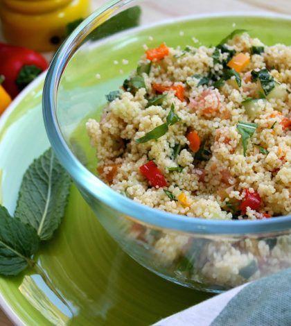 recetas vegetarianas de tunez