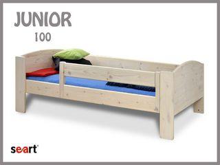 Modułowe łóżka dla dzieci z kolekcji JUNIOR