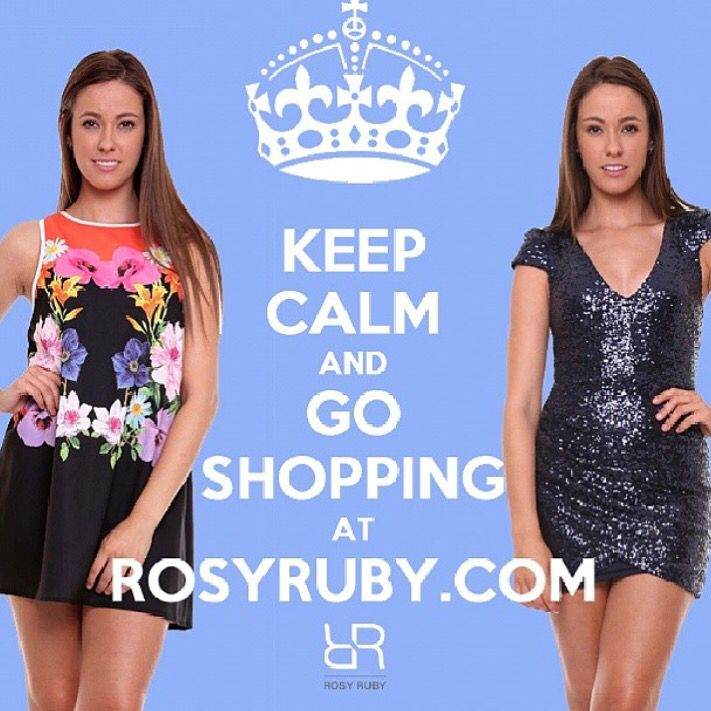 Check out our website today.. www.rosyruby.com