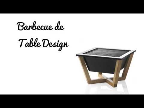 Barbecue de Table Design - Cadeau Maestro