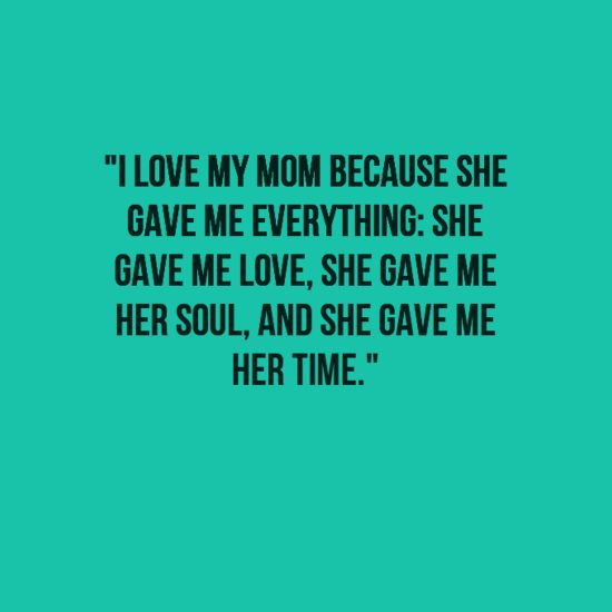 Best 25+ Mom Quotes From Daughter Ideas On Pinterest