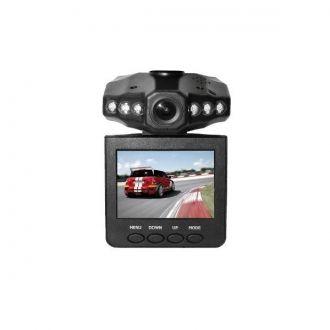 Manta MM308S Car Black Box DVR Camera to przydatne urządzenia dla każdego kierowcy. Dzięki niewielkiej, mocowanej do szyby kamerze możliwa jest rejestracja przebiegu trasy samochodu lub wypadków i kolizji.
