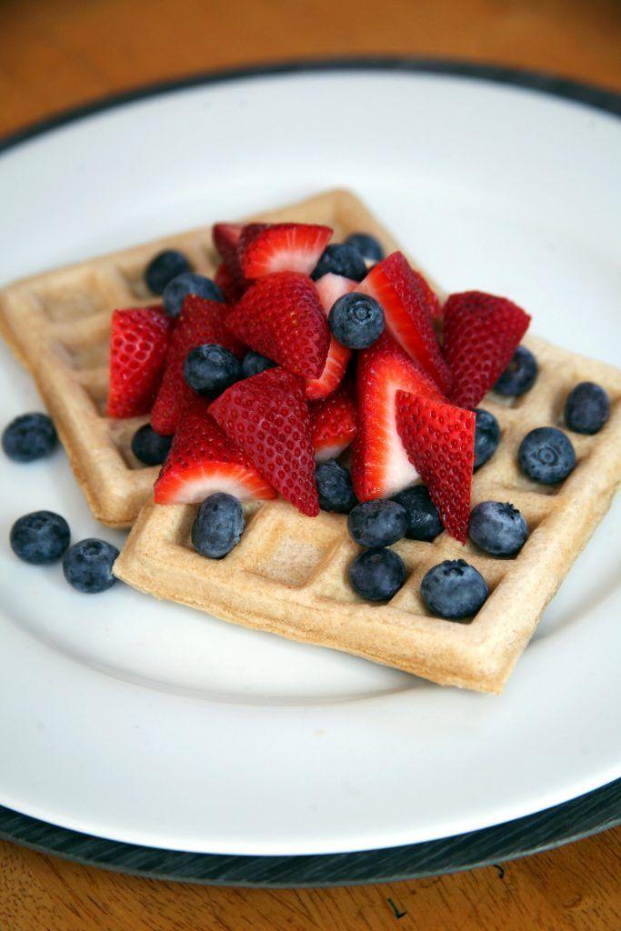 Tu nuevo desayuno light favorito.