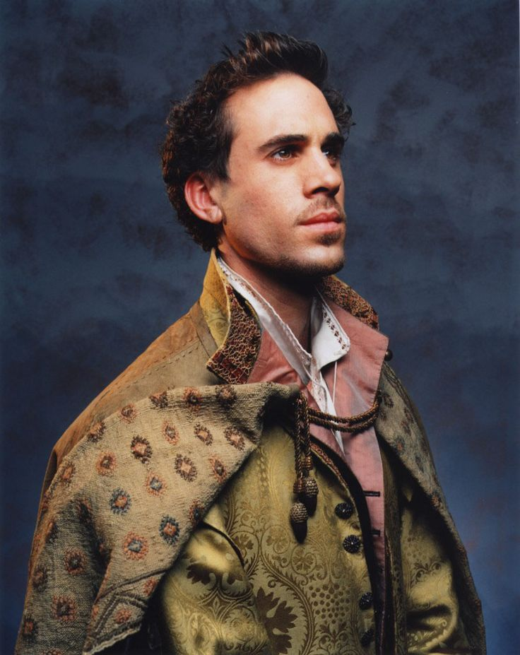 Joseph Fiennes as unknown character-thinking he might actually be a shape-shifting dragon.