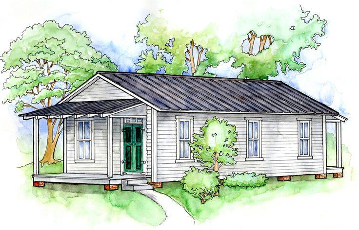 238 best images about houses shotgun on pinterest for Shotgun home designs