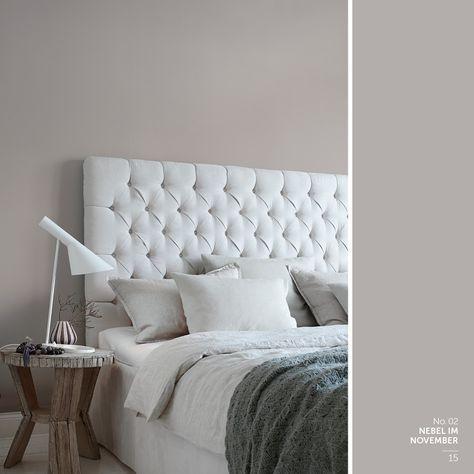 Die besten 25 caparol farben ideen auf pinterest kreide - Wandfarbe taupe alpina ...