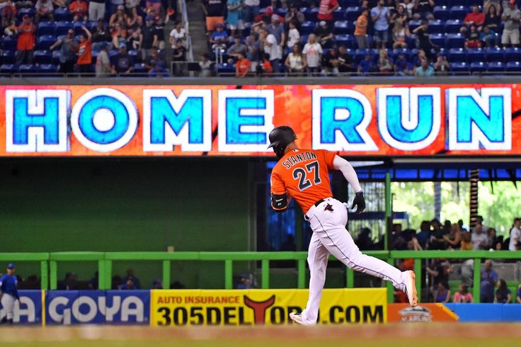 Home Run Derby De 2017: Giancarlo Stanton para defender su corona en casa