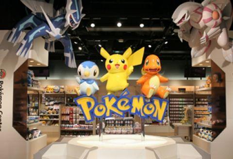 Les Pokemon envahissent Paris !