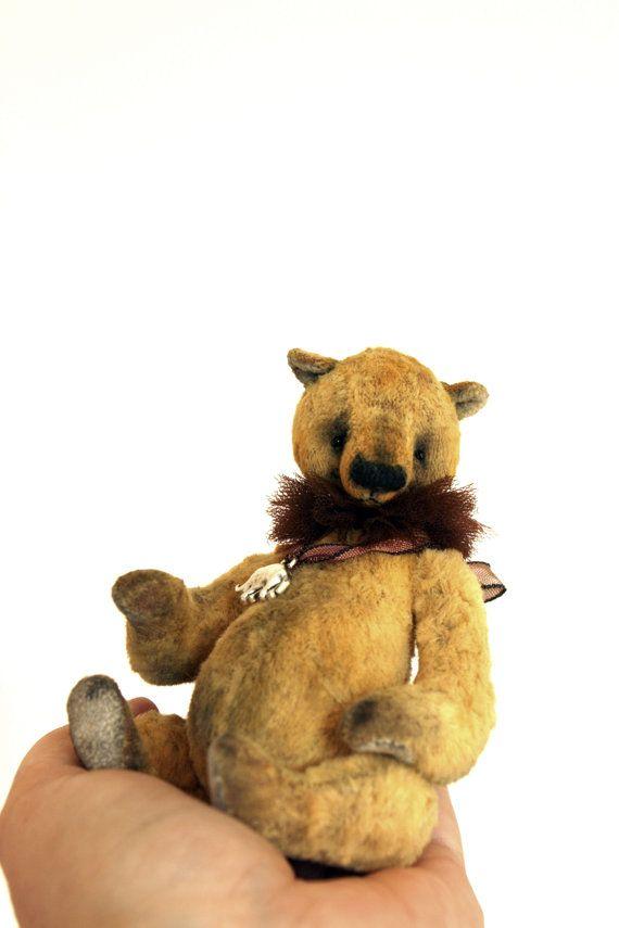Adopted Curry 13 cm animals-stuffed by NatashaMurasha on Etsy