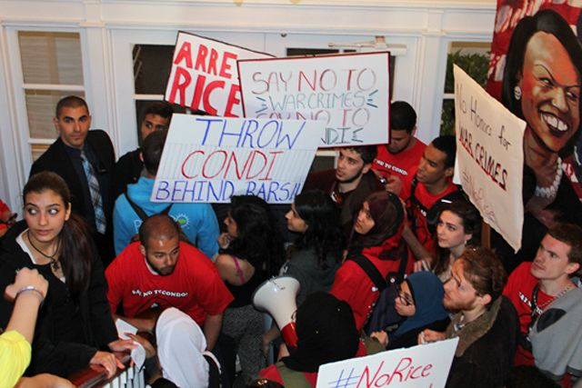 Twitter-verse supports Condoleeza Rice, condemns Rutgers intolerance | Communities Digital News
