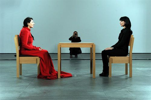 Marina Abramovic The Artist is Present - Matthew Akers & Jeff Dupre - 2012